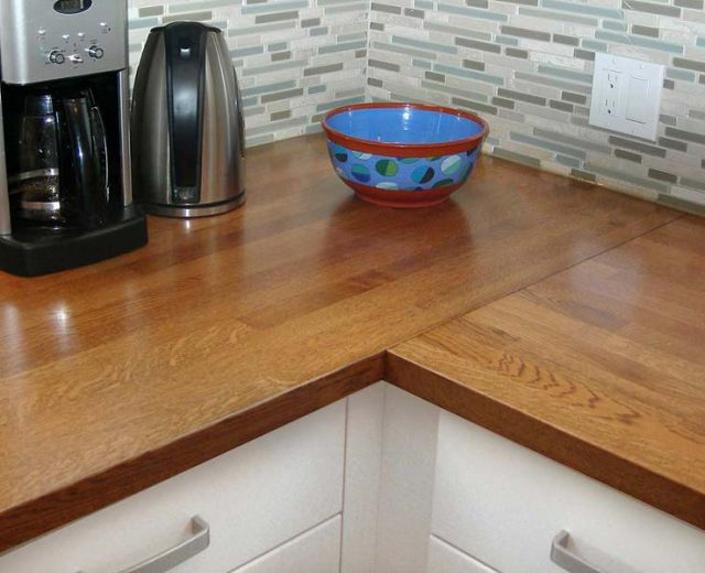 The Kitchen Countertops Structure
