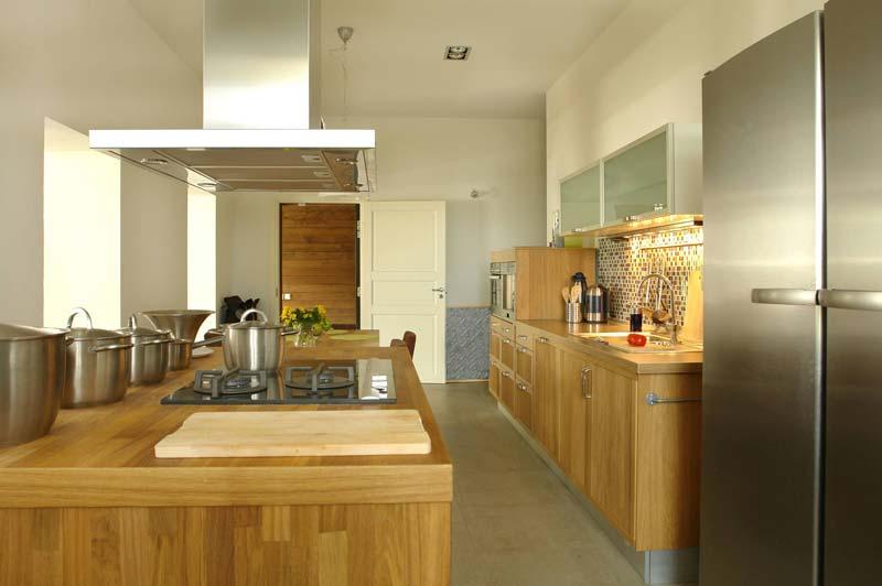 hardwood countertops